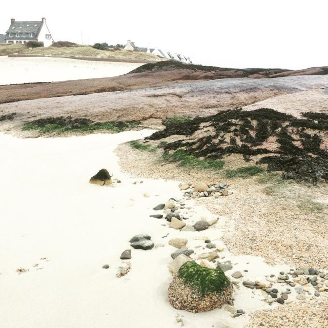 Discovering the Bretagne Coasts during winter and I am lovinghellip