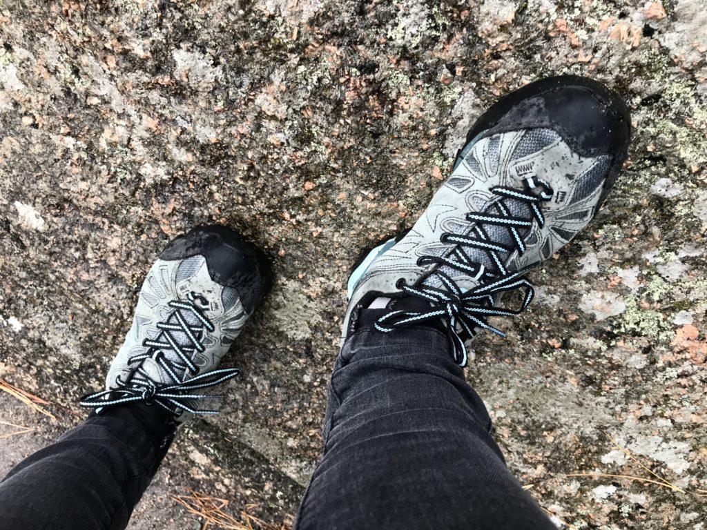 I TEST I Chaussures de randonnée MERRELL Capra basses