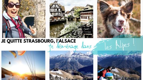 Marion Prigent et Nova déménagent dans les Alpes en Haute-Savoie Blog Madame Voyage