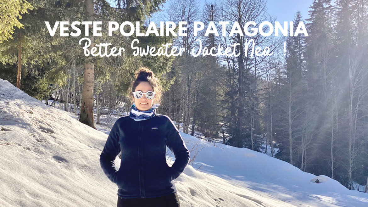 veste polaire patagonia femme better sweater jacket neo